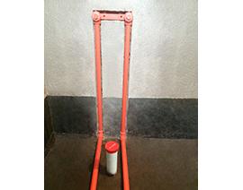 卫生间淋浴房排自来水管