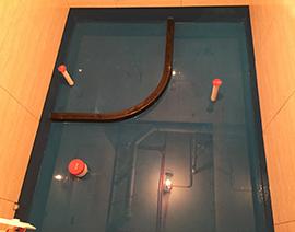 卫生间地面盛水试验