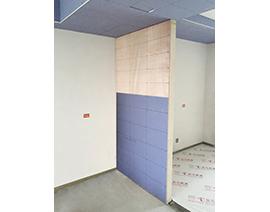 隔断墙封板