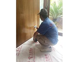 木饰面刷油漆