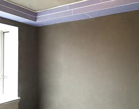 墙面批嵌前滚刷界面剂