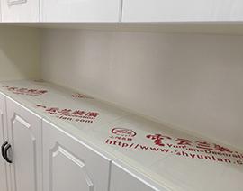 柜子台面板保护