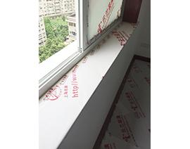 窗台大理石保护