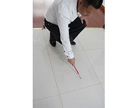 地面瓷砖空鼓检查