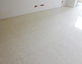 客厅地面80x80玻化地砖