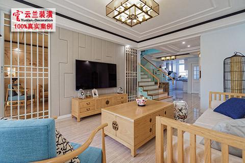 家庭别墅怎样装修好,我们家庭装修业主看上海别墅设计
