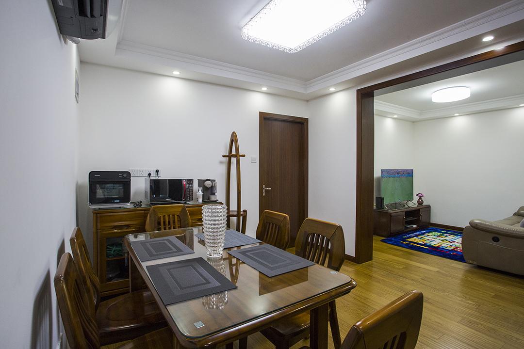 淞发路淞南五村177弄简约混搭两室一厅60平方米