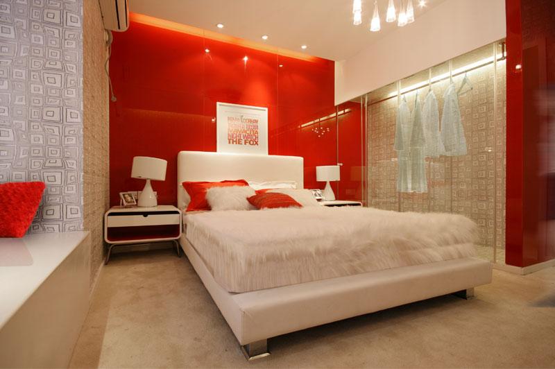 90平方场北路669弄中环国际公寓现代简约风格