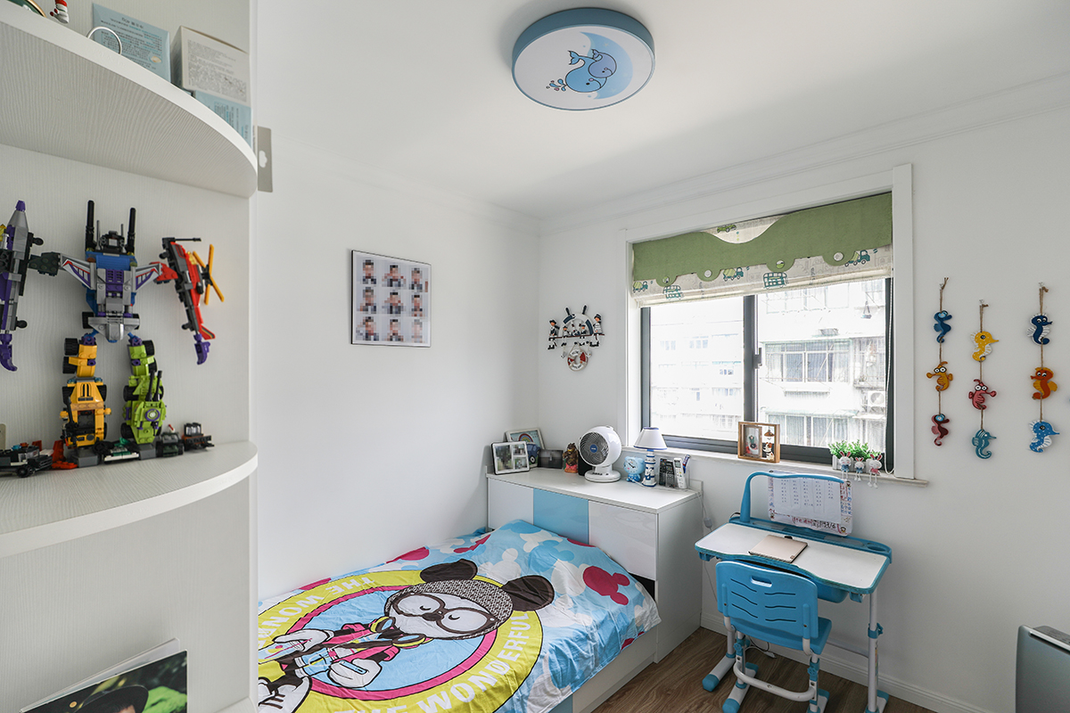 现代简约-简单生活房翻新小户型装修
