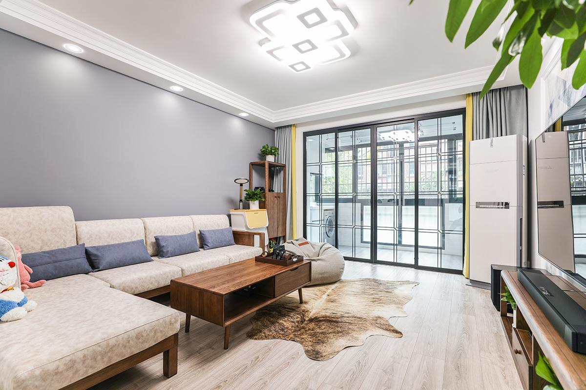 简洁明快、通透大气、时尚经典、雍容华贵的现代风居家装修