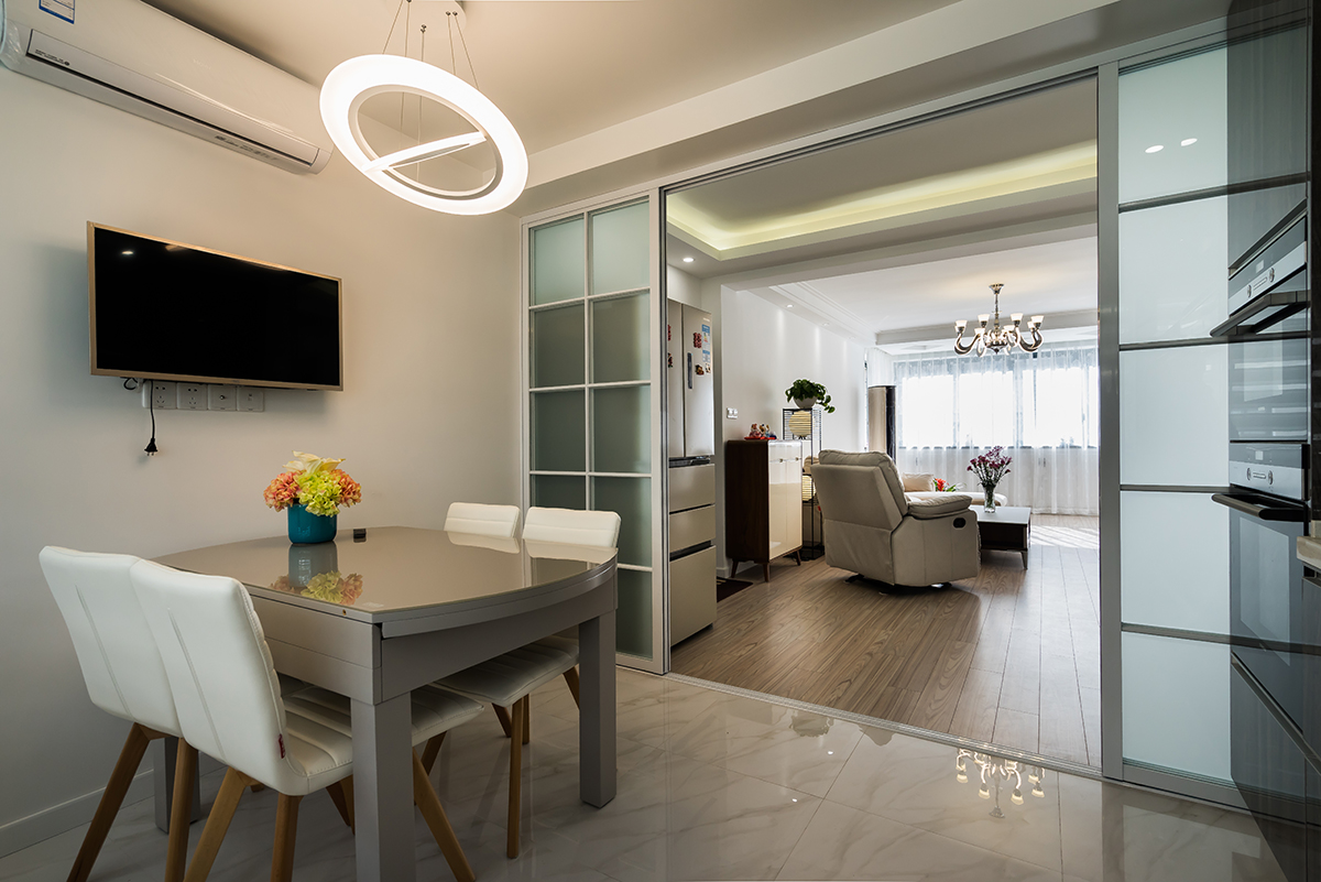 三泉公寓翻新装潢现代简约